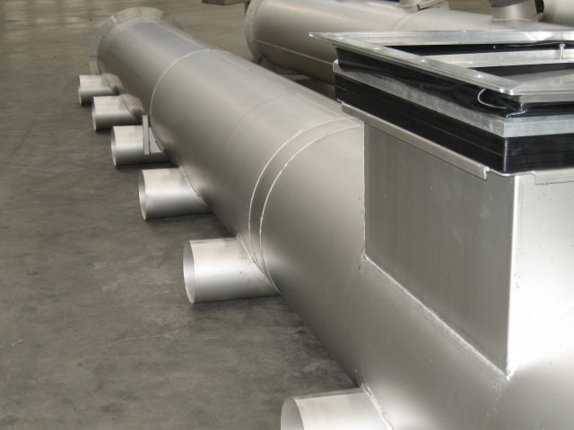 Central ductwork aerated floors